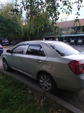 Автомобіль Джилі МК-2
