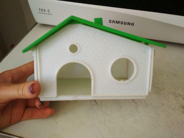 Продам домик для хомячка.