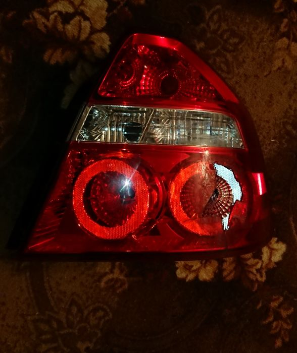 Фонарь Авео Т250 седан правий (Aveo T250) Згораны - изображение 1
