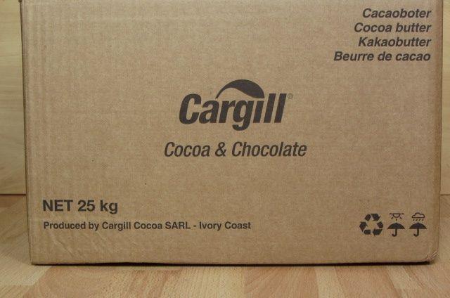 Тертое какао и какао масло