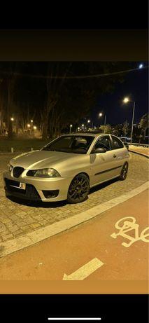 Vendo ou troco Ibiza 6l pd130 5Lug com teto de abrir com muitos extras