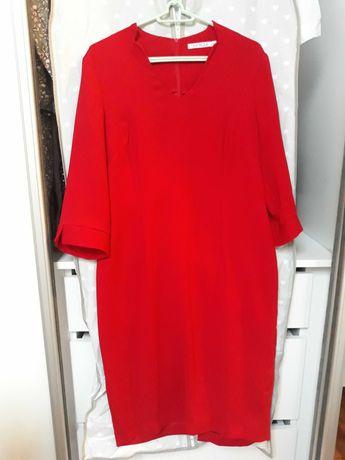 Czerwona sukienka quiosque 38