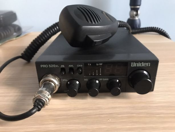 Radio CB Uniden PRO 520 XL
