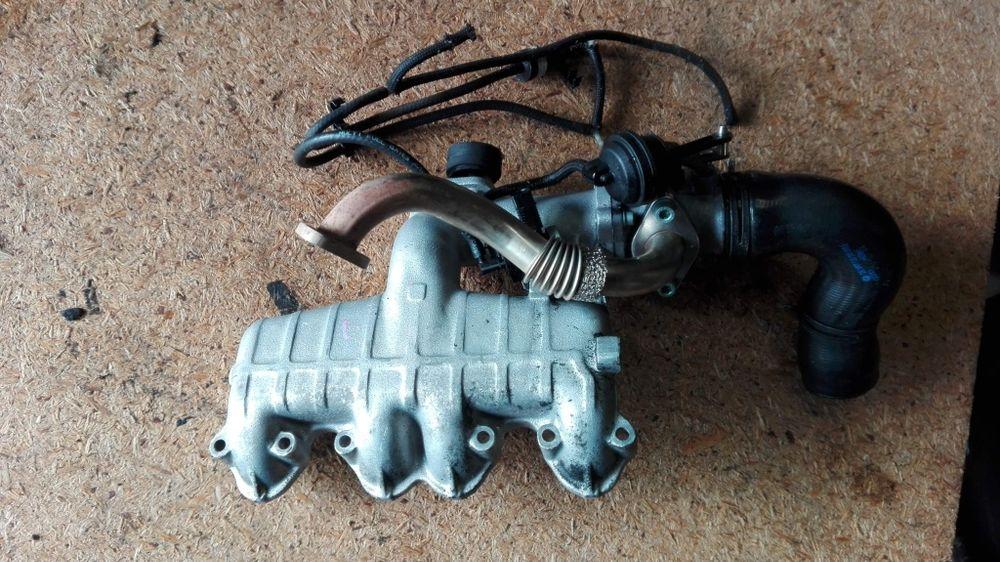 Vw Golf 4 - Kolektor ssący, przepustnica Przemyśl - image 1