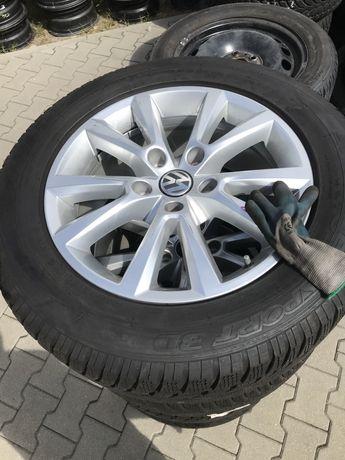 Диски с резиной 255/55/R 18 VW Tuareg