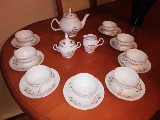 Bernadotte porcelana zestaw komplet