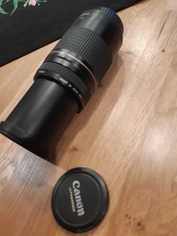 Canon Zoom Lense używany EF 75-300 1:4-5.6 II