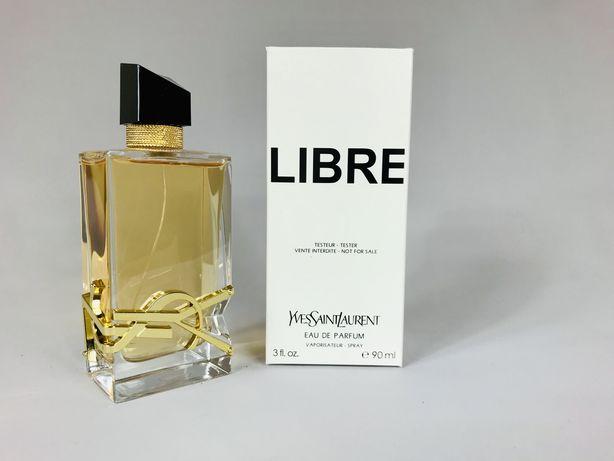 Yves Saint Laurent - LIBRE A-Z TESTERY intense opium y paris tester