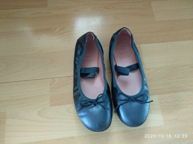 Туфли для девочки 21см.
