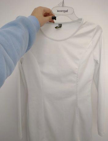 Sukienka mini biała