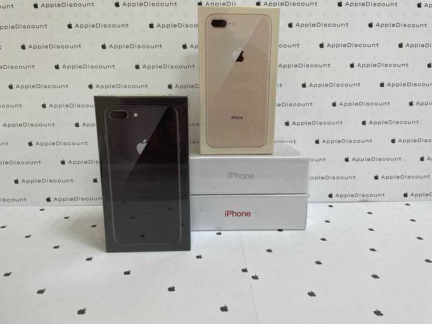 ∎NEW∎ iPhone 8 + Plus 64 Gb **Скидка** Silver • В наличии все цвета •