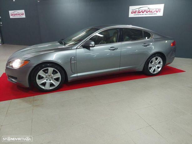 Jaguar XF 2.7 D V6 Premium Luxury