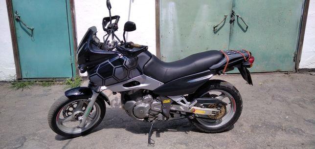 Мотоцикл Suzuki FX650 freewind
