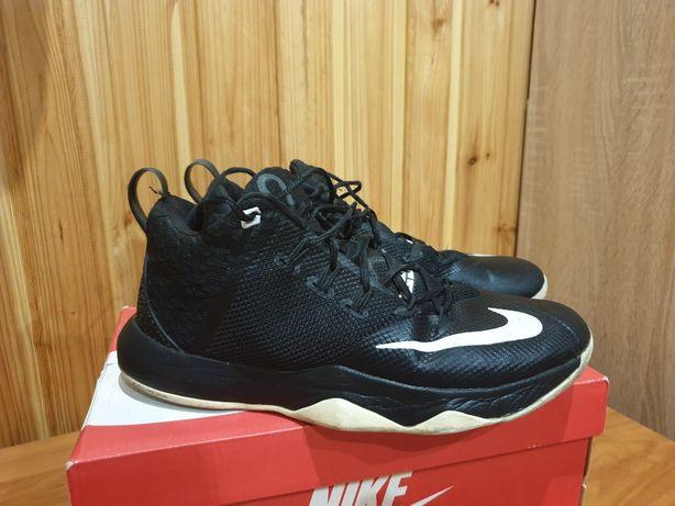 Баскетбольные кроссовки Nike LeBron Ambassador 9 Black White Oreo