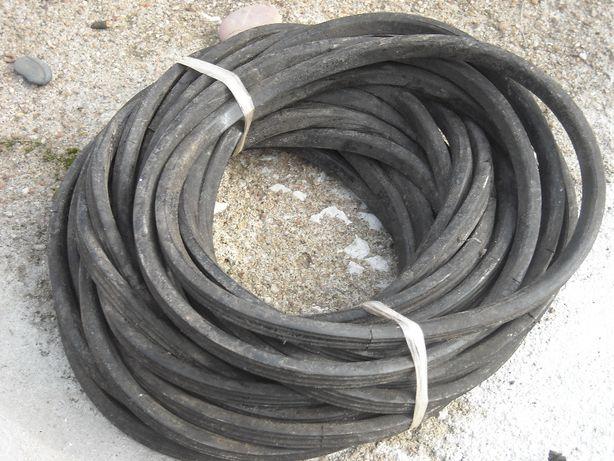 Anel borracha vedação tubos PVC DN200