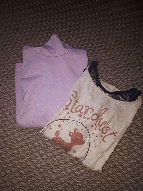 Bluzeczki dla dziewczynki na 152cm