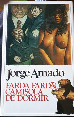 """""""Farda Fardão Camisola de Dormir"""" de Jorge Amado"""