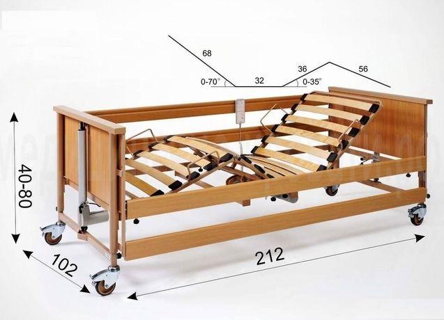 Sklep ortopedyczny - Wypożyczalnia sprzętu Łóżko -120 zł -24h