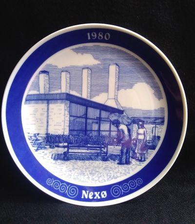Декоративная тарелка NEXO