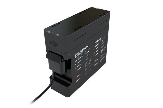 Хаб DJI для зарядки 4-х аккумуляторов Phantom 3/Inspire 1/Matrice 600