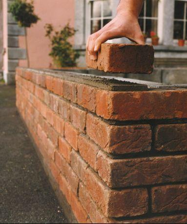 Каменщик,кладка кирпича блока,облицовка,перегородки.