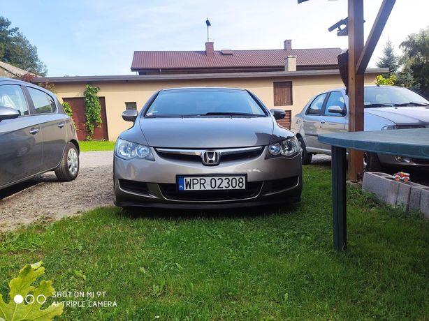 Honda civic viii sedan lpg