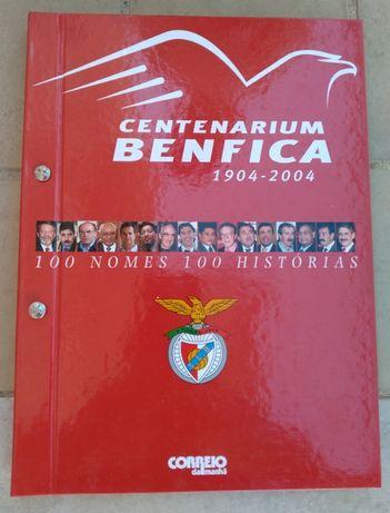 Livro do Benfica do Correio da Manhã