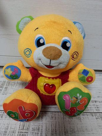 baby clementoni інтерактивний ведмедик