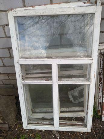 Окна деревянные. Рама оконная