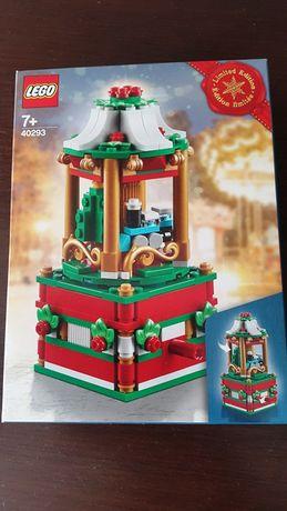 Lego karuzela Bożonarodzeniowa nr 40293 nowe