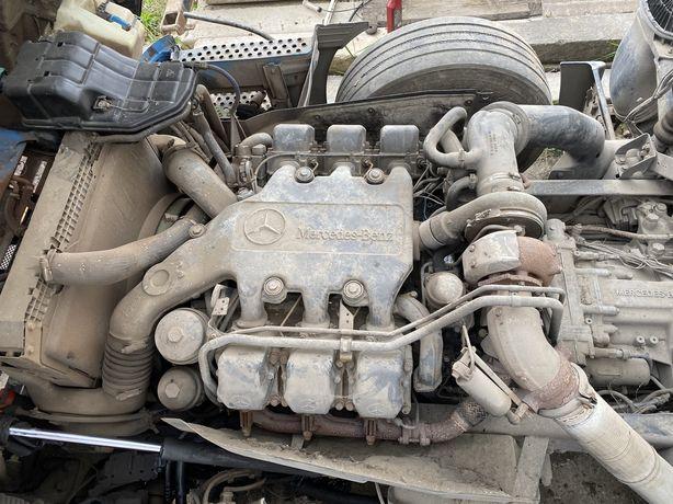 Мотор Mercedes Aktros OM 501/541 коробка G240-16