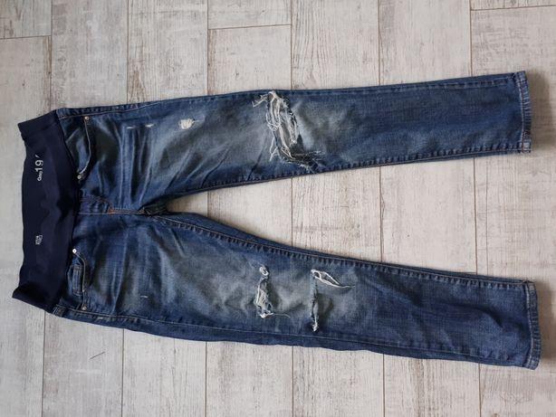 Spodnie ciazowe, dzinsy, jeans, gap