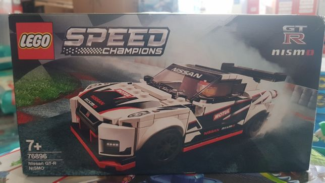 Lego 76896 Speed Champions Nissan Gt R Nismo