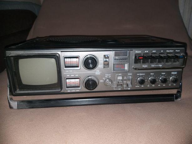 TV Radio SHARP 5P-27G