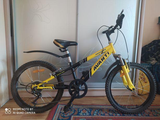 Велосипед Avanti super boy, колесо 20
