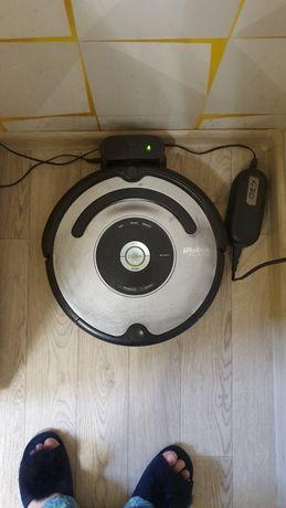 Irobot roomba робот пылесос