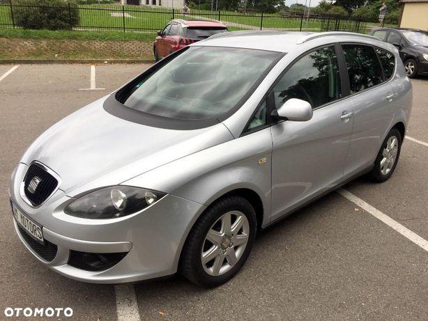 Seat Altea XL 1,6 Benzyna 102 PS mpi + Gaz sekwencja ważny 10 lat !
