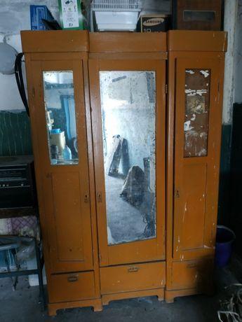 Шкаф деревянный из СССР 0721275355