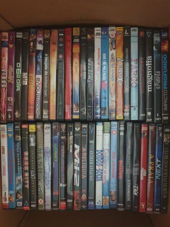 Lote 152 DVD originais