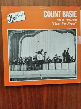 Płyta winylowa - Count Basie 2lp