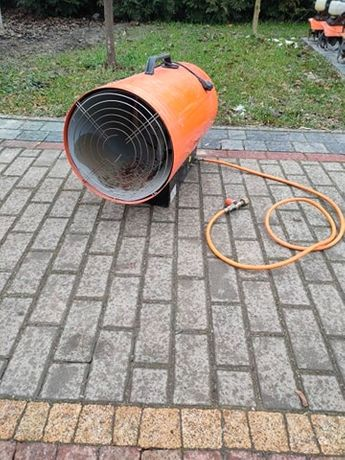 Nagrzewnica gazowa Munters/SIAL