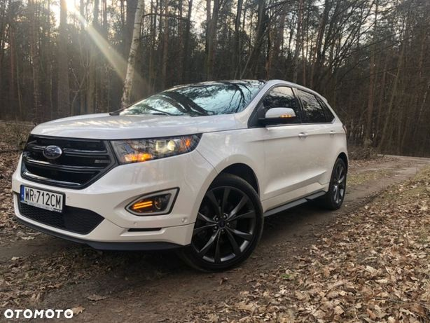 Ford EDGE Ford EDGE SPORT 2,7 benzyna 320 km automat 4x4
