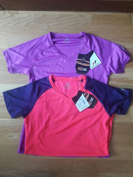 T-shirt nova de Desporto, marca Protouch, tamanho S
