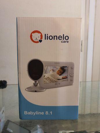 Nowa Niania Elektroniczna Lionelo Babyline 8.1 Kamera Sklep - Poznań
