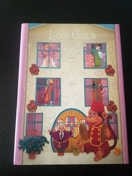 Lost Girls Vols 1-3 Alan Moore