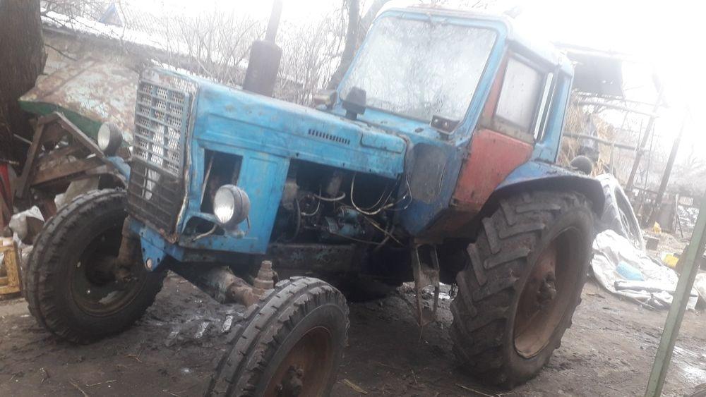 Трактор МТЗ-80 Пологи - изображение 1