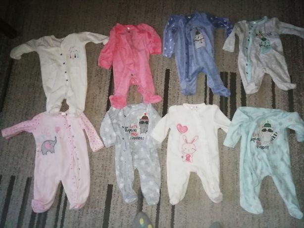 Pajacyki niemowlęce 56/62