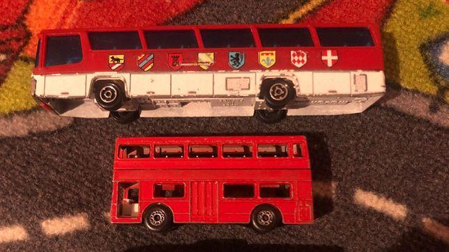 Siku 1322 1028 Ford Granada/ Англійський автобус 2-х ет.