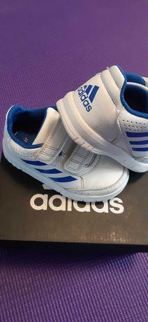 Buty dziecięce Adidas, rozm. 22, białe