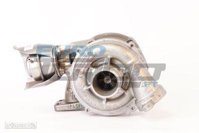 Turbo Reconstruido Volvo V70 III 1.6D D 4164 T 110cv - 9660641380 GT1544V